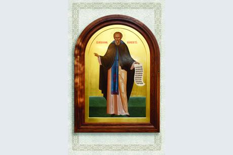 Преподобный Иосиф, игумен Волоцкий, чудотворец