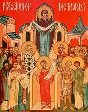 Праздник в честь Покрова Пресвятой Богородицы