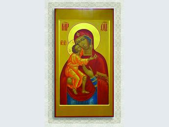 Икона Божией Матери «Феодоровская»