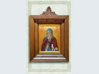 Святой преподобный Илия Муромский