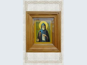 Преподобный Иов, игумен Почаевский, чудотворец