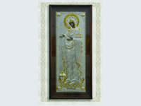 Икона Божией Матери «Геронтисса» («Старица»)