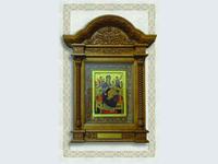 Икона Божией Матери «Пантанасса» («Всецарица»)